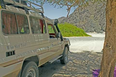 From Hurghada: Private Jeep Tour