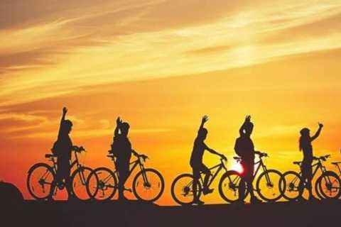 Ericeira: tour privado en bicicleta al atardecer