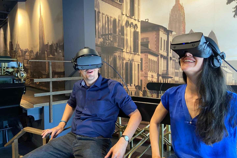 Frankfurt: Zeitreise-VR-Erfahrung des 19. Jahrhunderts