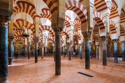 Cordoba: Mosque-Cathedral Guided Tour