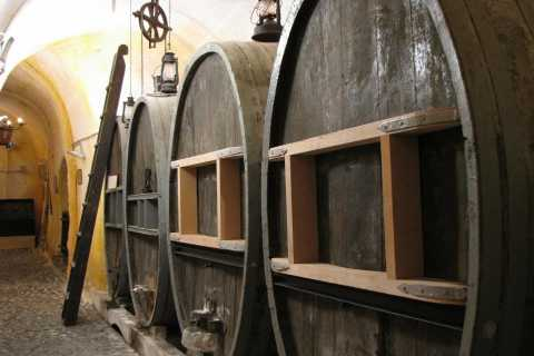 Santorini: Wine Museum Tasting & Entry with Audioguide