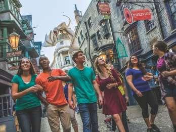 Universal Orlando Resort Explorer Ticket EMEA-Einwohner