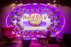 Hard Rock Cafe Copenhague sem Fila