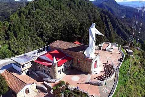 Bogotá: Guadalupe Hill Wandertour