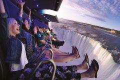 Vancouver: FlyOver Canada Experience