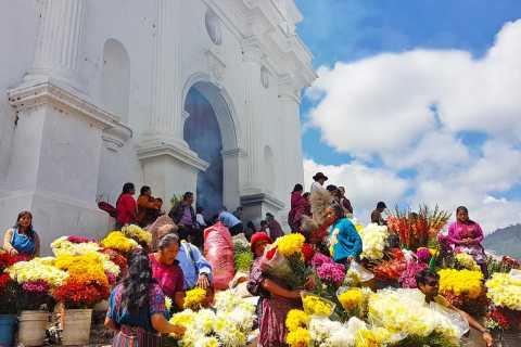 From Guatemala City: Chichicastenango and Lake Atitlan