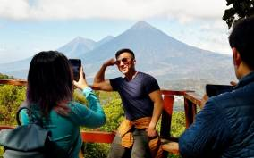 Pacaya Volcano Tour & Hot Springs from Guatemala City