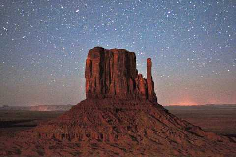 Monument Valley: Stargazing Tour