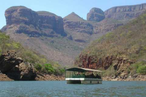 Blyde River Canyon Boat Cruise