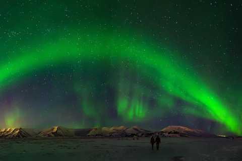 Circolo d'Oro e aurora boreale da Reykjavík