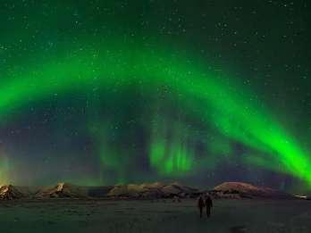 Ab Reykjavik: Golden Circle und Nordlichter
