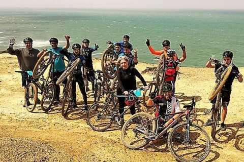 Ericeira: tour privado en bicicleta de 2 horas por la Reserva Mundial de Surf
