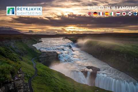 Reykjavik: Golden Circle Afternoon Tour