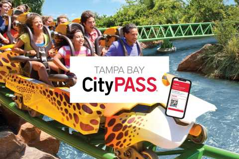 Tampa Bay CityPASS®: Save 54% at 5 Top Attractions