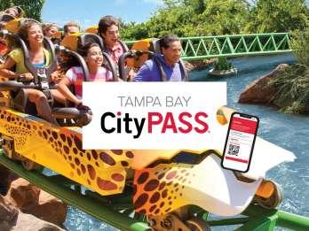 Tampa Bay CityPASS®: Sparen Sie 50% bei 5 Top-Attraktionen