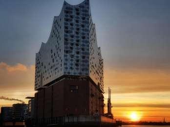 Hamburg: Express Outer Elbphilharmonie Führung