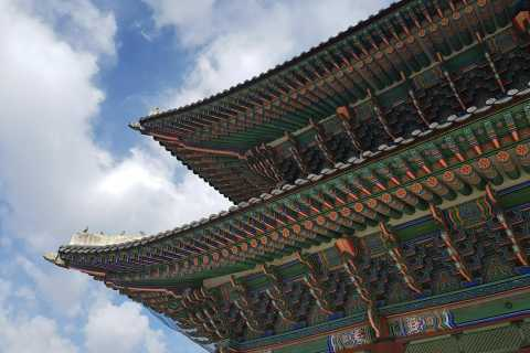 Seoul: Palace, Cheonggyecheon Stream and City Wall Tour