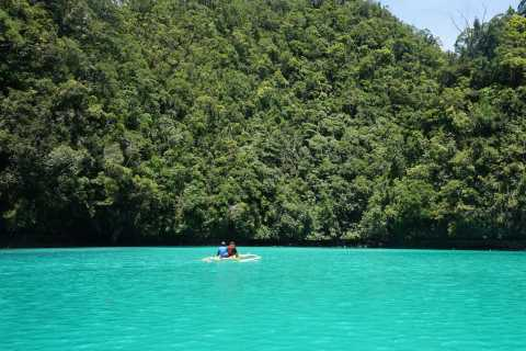 Siargao: Private Tour of Guyam, Daku, and Naked Islands