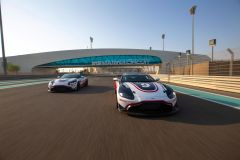 Circuito Yas Marina: Experiência Test Drive Aston Martin GT4