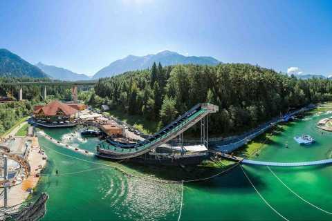 Ötztal: Area47 Waterpark Entry Ticket