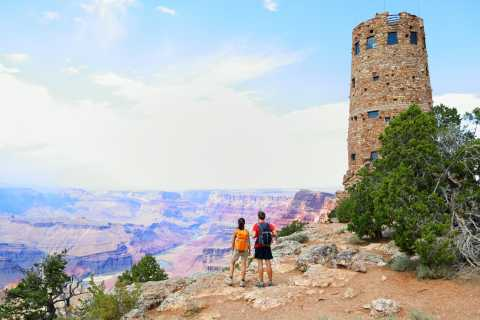 Scottsdale: Grand Canyon National Park and Sedona with Lunch