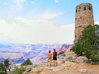 Scottsdale: Grand Canyon Nationalpark und Sedona mit Essen