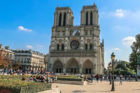 Paris: Live Online geführte Stadtrundfahrt