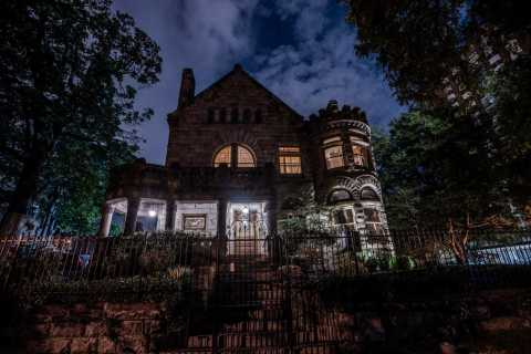 Denver: Haunted Walking Ghost Tour