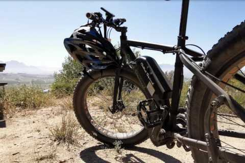 Cape Town: E-Bike Wine Tour