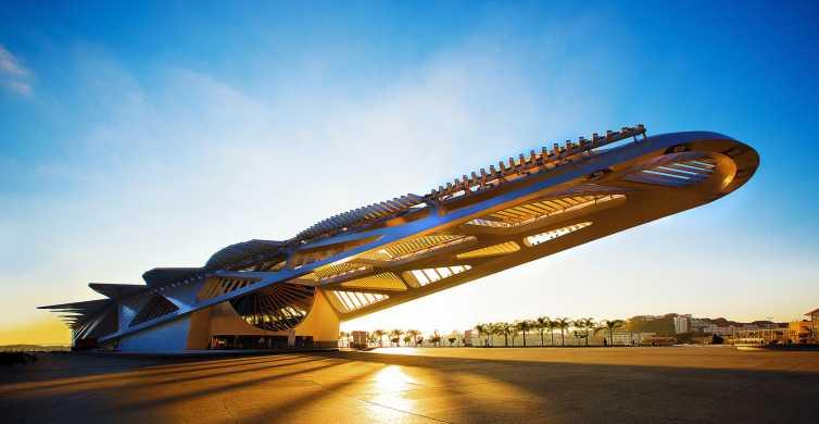 Rio de Janeiro: Museum of Tomorrow and Olympic Boulevard