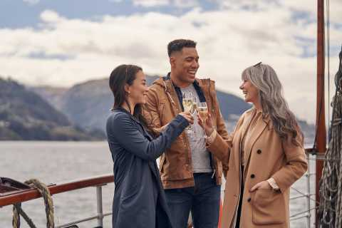 Queenstown: Evening Cruise on the TSS Earnslaw