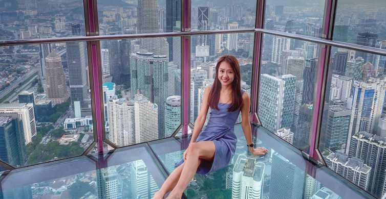 Kuala Lumpur: KL Tower Admission Ticket
