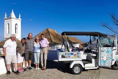 Tavira: Private Tuk-Tuk City Tour, Boat Tour and Lunch