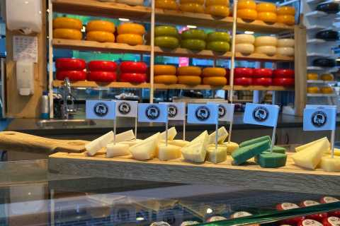 Rotterdam: Local Cheese Tasting at Markthal