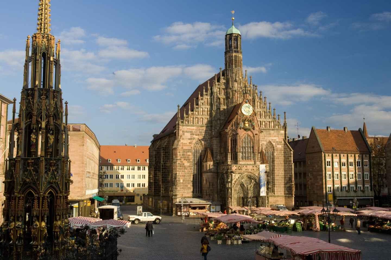 Nürnberg: Traditionelle Verkostung und Besichtigungstour