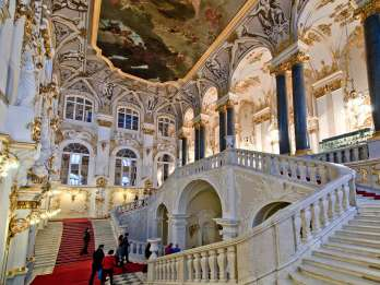 St. Petersburg: 3-stündige Hermitage Skip-the-Line Private Tour