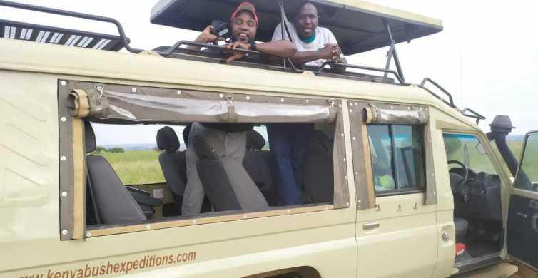Nairobi National Park Half-Day Game Drive