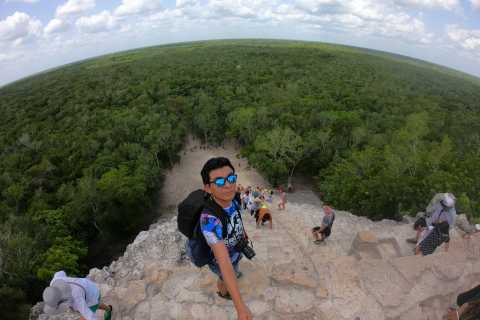 From Cozumel: Full-day Tour to the Hidden Mayan City of Coba