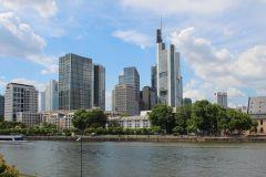 Frankfurt: excursão a pé de 2 horas