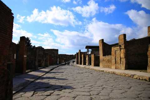 Pompeii for Kids 2.5-Hour Guided Tour
