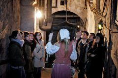 Edimburgo: Excursão Guiada no Beco de Mary King