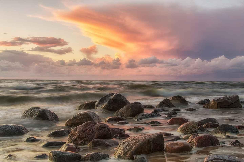 Ab Usedom: Ganztagesausflug zur polnischen Küste