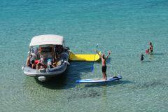 Ibiza: passeio de barco privado em cavernas e praias