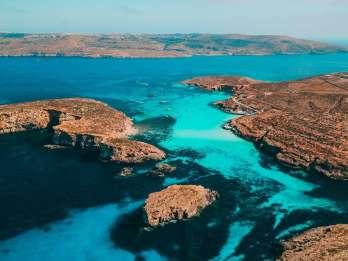 Malta: Gozo- und Blaue Lagunen-Kreuzfahrt mit Getränken