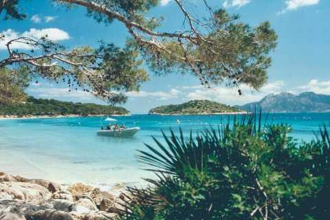 Alcudia: Private Bootstour auf der Halbinsel Llevant