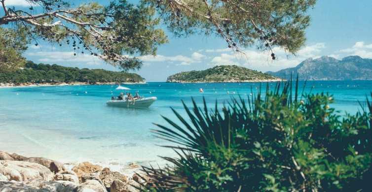 Mallorca: boottocht naar vuurtoren en strand van Formentor