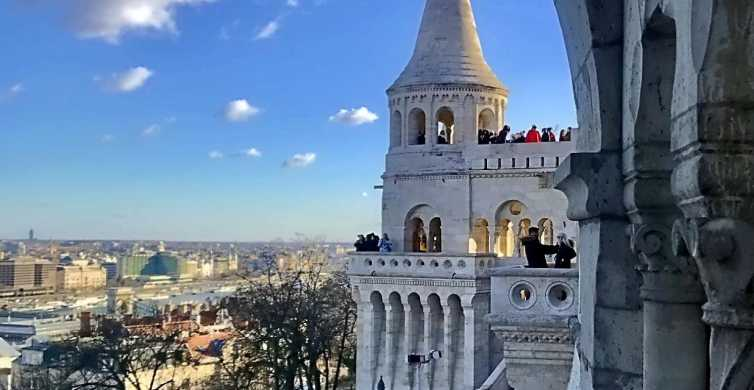 Tour de la ciudad de Budapest