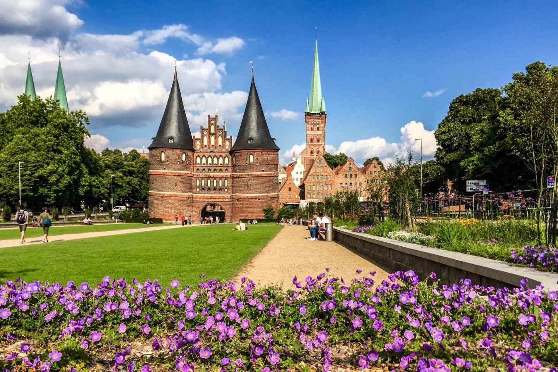 Rostock: Tagesausflug nach Lübeck und private Führung