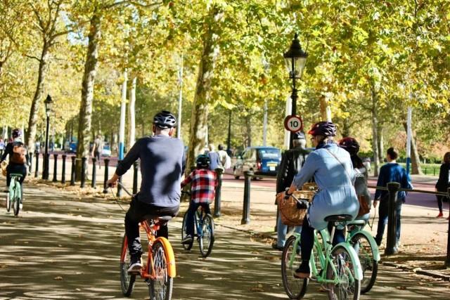 London: Private Family Bike Tour