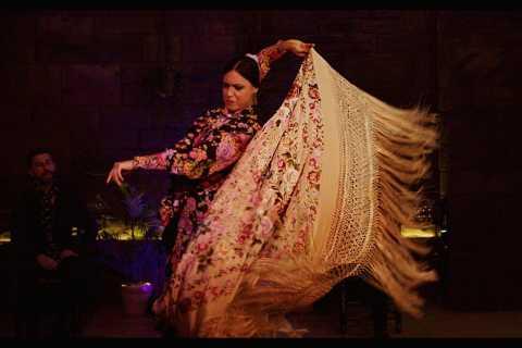 Siviglia: spettacolo al Tablao Flamenco a Triana con drink